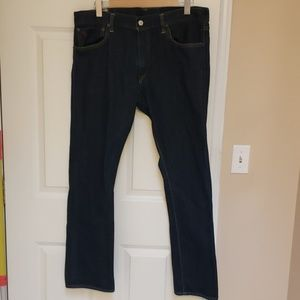 Polo Straight leg dark wash Jeans